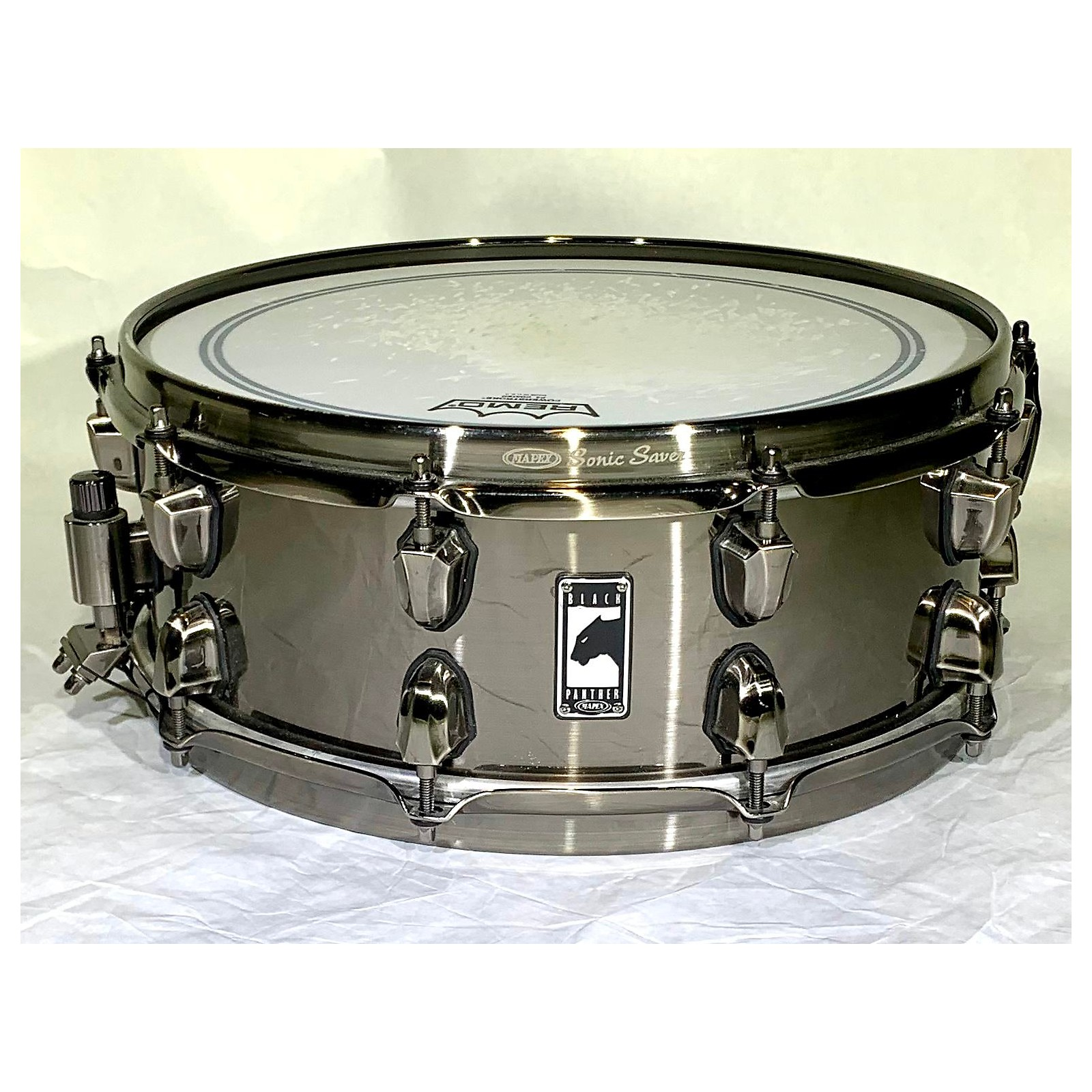 Mapex 14X5  Black Panther Blade Snare Drum