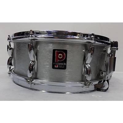Premier 14X5  HI FI BRUSHED ALUMINUM SNARE Drum