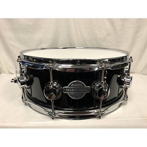 SONOR 14X5  Select Force Drum BLACK 210