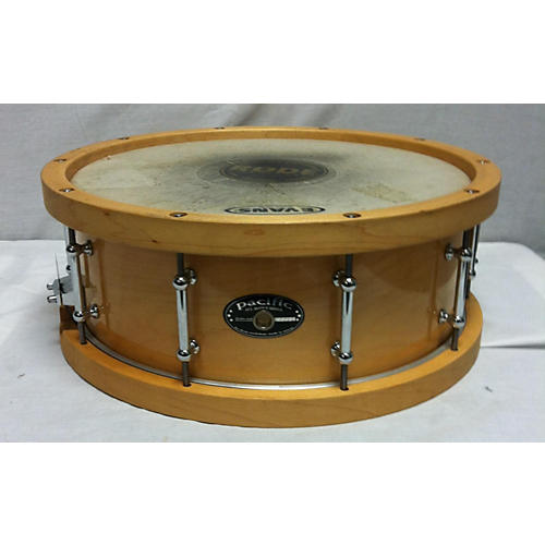 PDP by DW 14X5.5 All Maple Snare Drum Maple 211