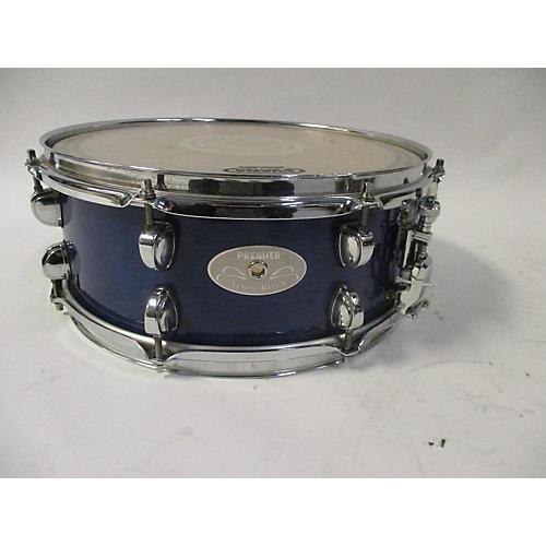 Premier 14X5.5 Artist Birch- Drum Blue Sapphire 211