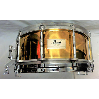 Pearl 14X5.5 Free Floating Snare Drum