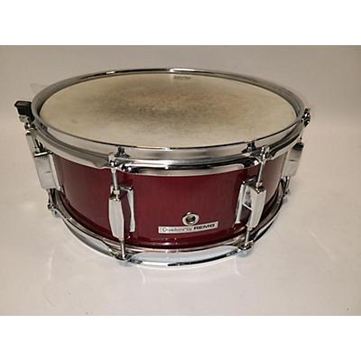 Remo 14X5.5 Quadura Drum