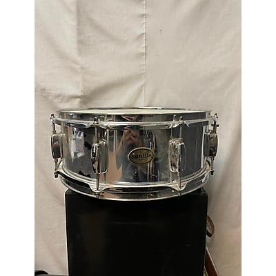 Sunlite 14X5.5 Student Steel Snare Drum