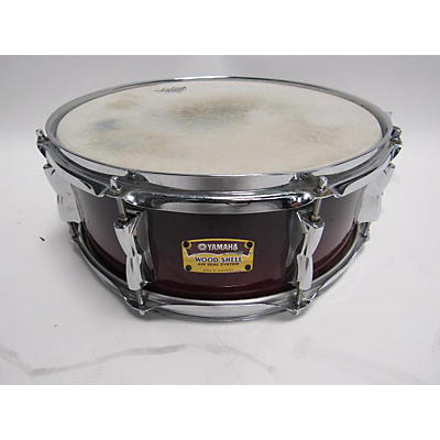 Yamaha 14X5.5 Wood Shell Air Seal System Drum
