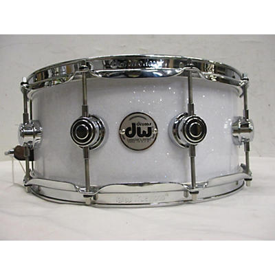 DW 14X6 Collector's Series Maple Snare Drum