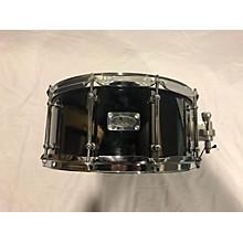 SJC Drums 14X6.5 Black Nickel Drum