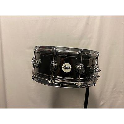 DW 14X6.5 Collector's Series BLACK NICKEL Drum