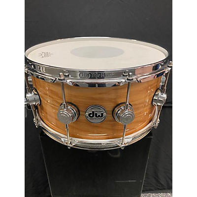 DW 14X6.5 Collector's Series Maple Snare Drum