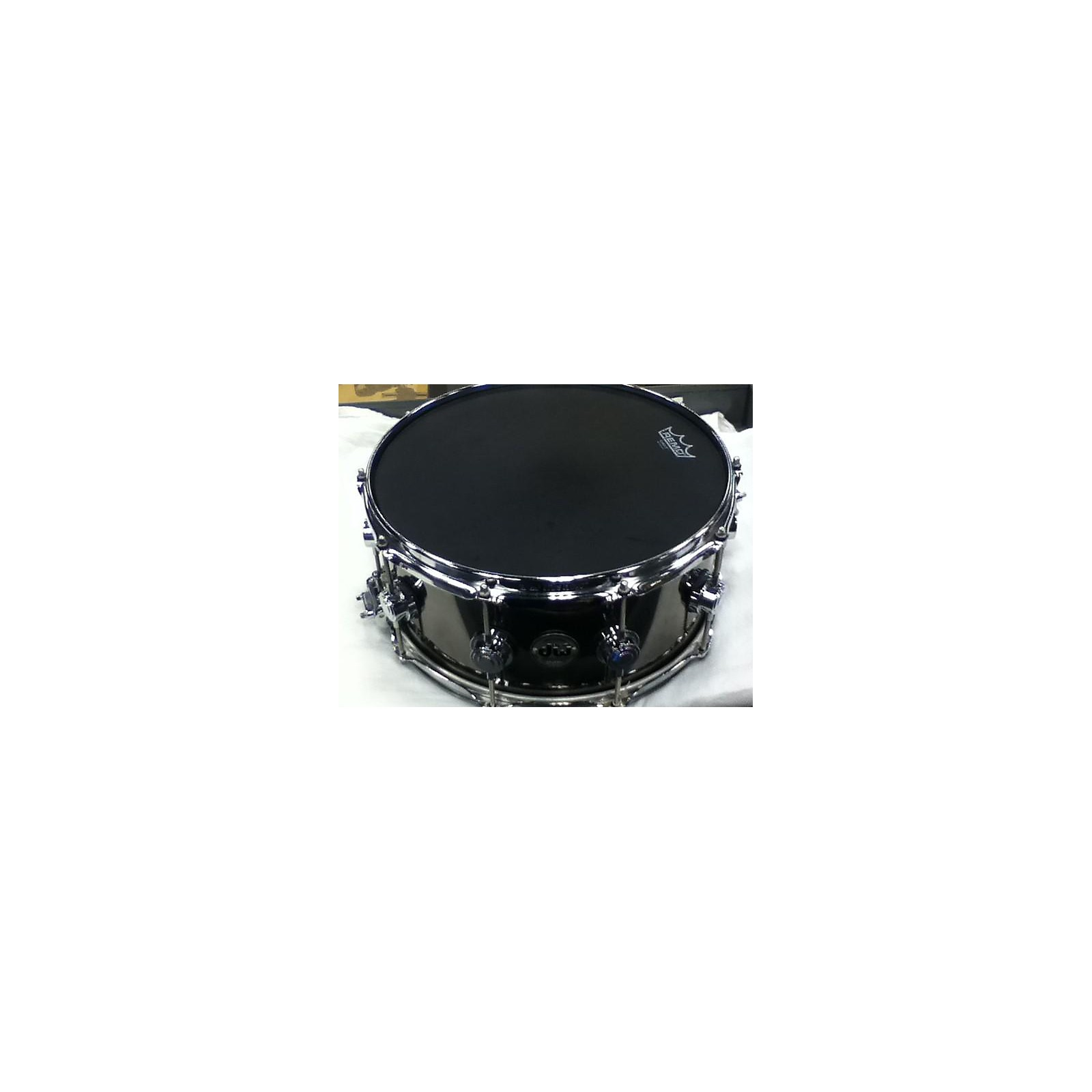 DW 14X6.5 Collector's Series Metal Snare Drum