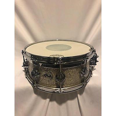 DW 14X6.5 Edge Snare Drum