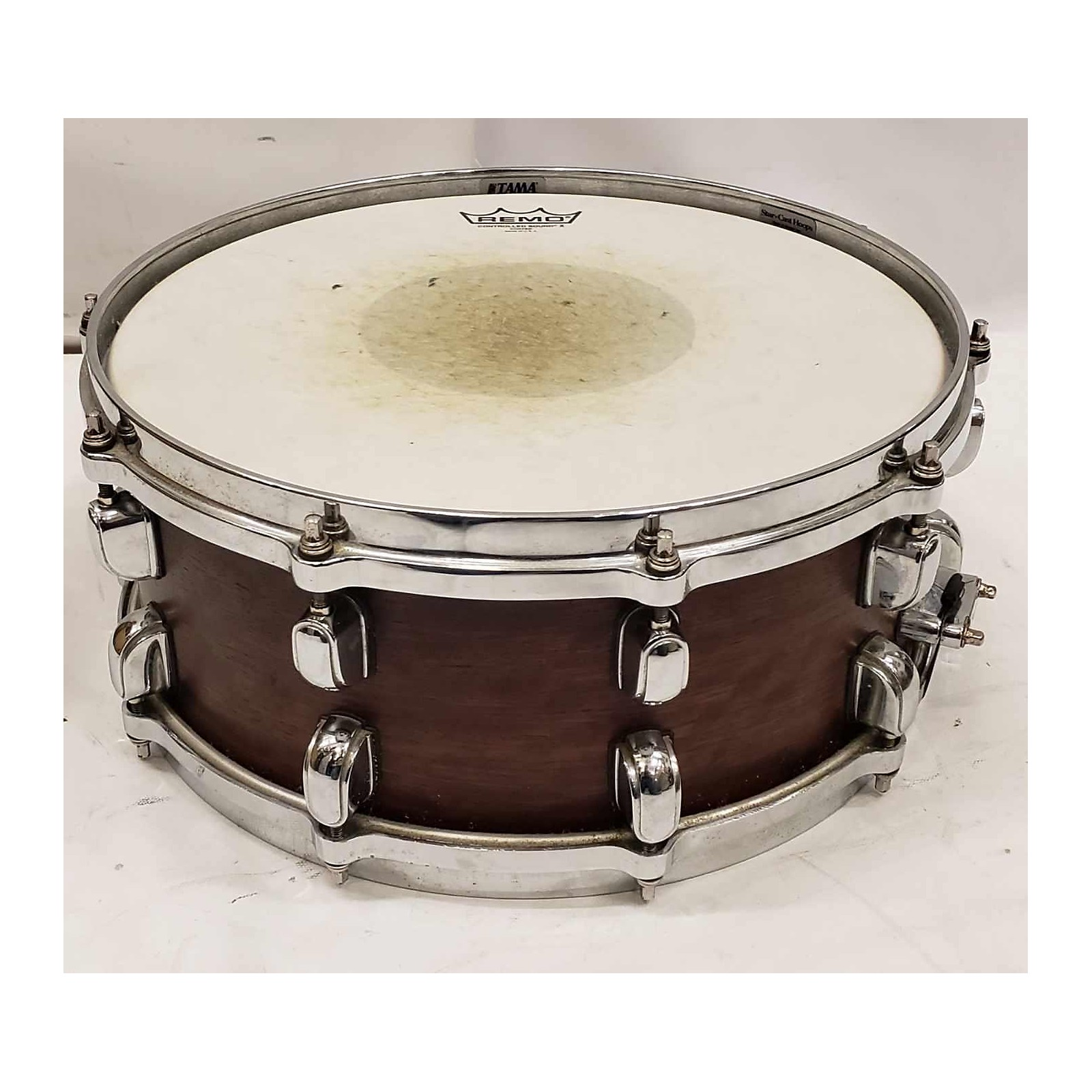 TAMA 14X6.5 Starclassic Snare Walnut/Birch Drum