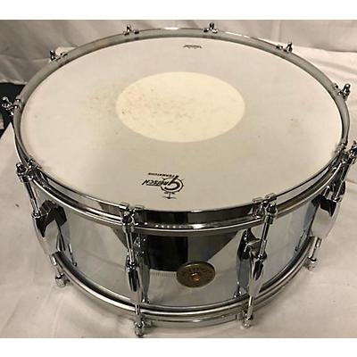 Gretsch Drums 14X6.5 USA Custom Brooklyn Snare Drum