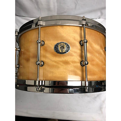 Ludwig 14X7 110th Anniversary Aged Exotic Avodire Drum