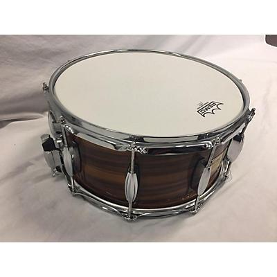 Pork Pie 14X7 BABINGA CUSTOM Drum