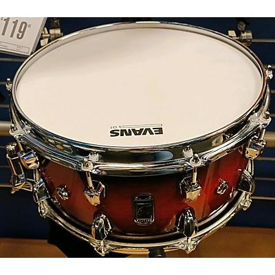 Mapex 14X7 Black Panther Solidus Drum