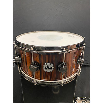 DW 14X7 Collector's Series Exotic Snare Drum