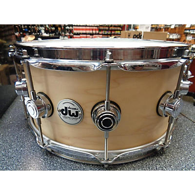 DW 14X7 Collector's Series Maple Snare Drum