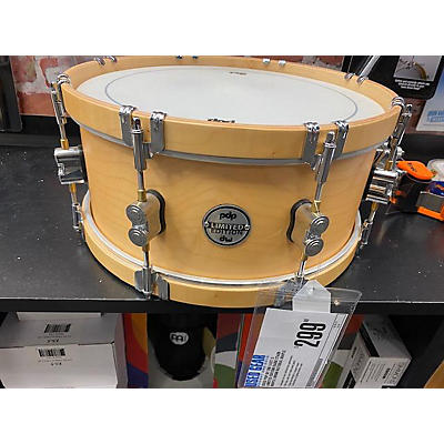 PDP by DW 14X7.5 Limited Edition Dark Stain Maple Drum