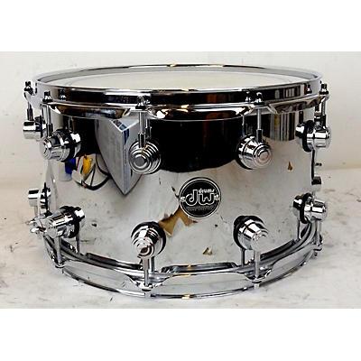 DW 14X7.5 Performance Series Steel Snare Drum