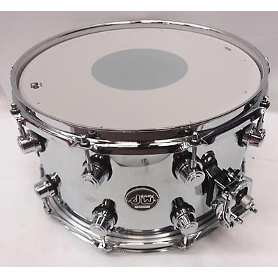 DW 14X8 Performance Series Steel Snare Drum