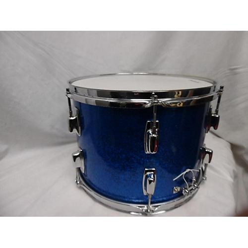 Ludwig 14X9 ROCKER SERIES-B\W Drum BLUE SPARKLE 110