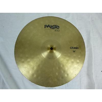 Paiste 14in 200 Series Crash Cymbal