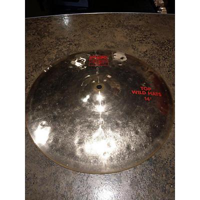 Paiste 14in 2002 WILD HI-HAT TOP Cymbal