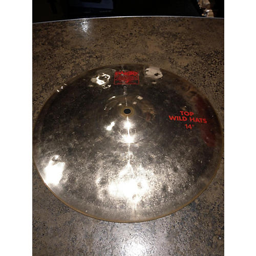 Paiste 14in 2002 WILD HI-HAT TOP Cymbal 33