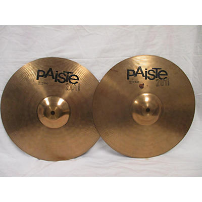 Paiste 14in 201 Hi Hat Cymbal