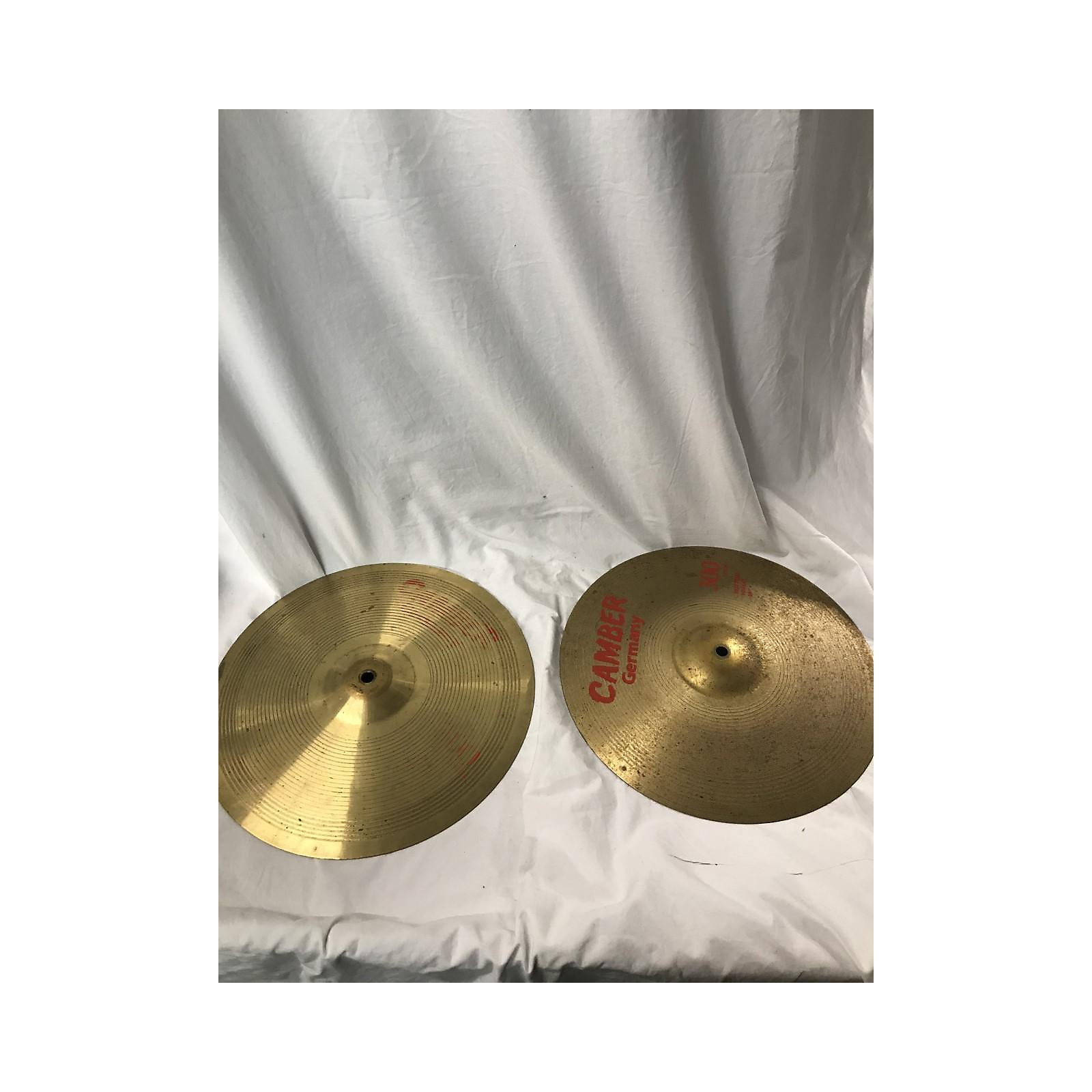 Camber 14in 300 Series Hi Hat Pair Cymbal