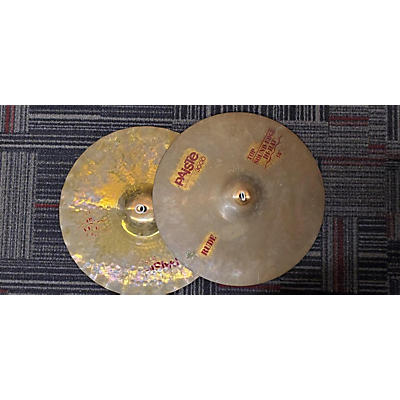 Paiste 14in 3000 Rude Sound Edge Cymbal