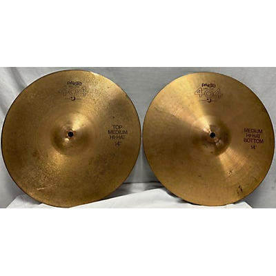 Paiste 14in 404 Cymbal