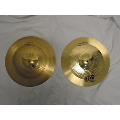Wuhan Cymbals & Gongs 14in 457 ROCK SERIES Cymbal