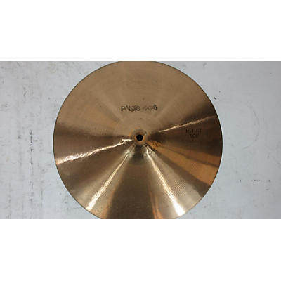 Paiste 14in 70s Black Label Hihats Cymbal