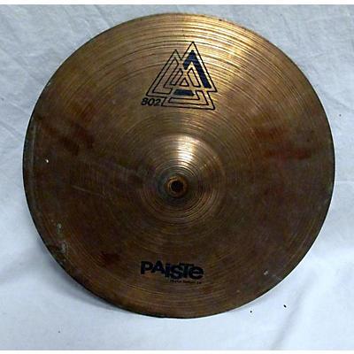 Paiste 14in 802 Hi-Hat Bottom Cymbal