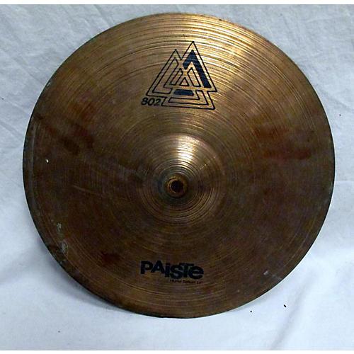 Paiste 14in 802 Hi-Hat Bottom Cymbal 33