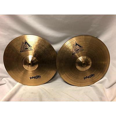 Paiste 14in 802 Hi Hat Pair Cymbal
