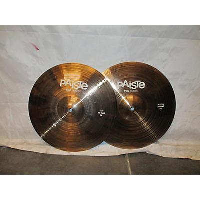 Paiste 14in 900 SERIES PAIR Cymbal