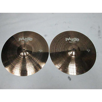 Paiste 14in 900 Series HiHat Cymbal