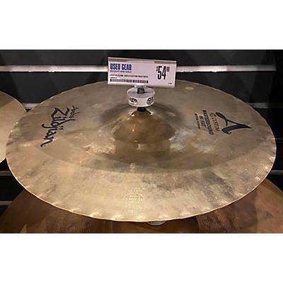 Zildjian 14in A Custom Mastersound Hi Hat Bottom Cymbal