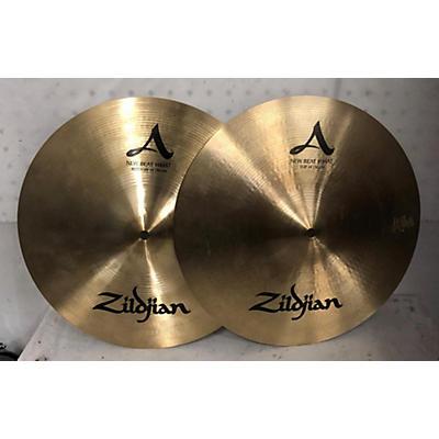 Zildjian 14in A Custom New Beat Hi Hat Cymbal