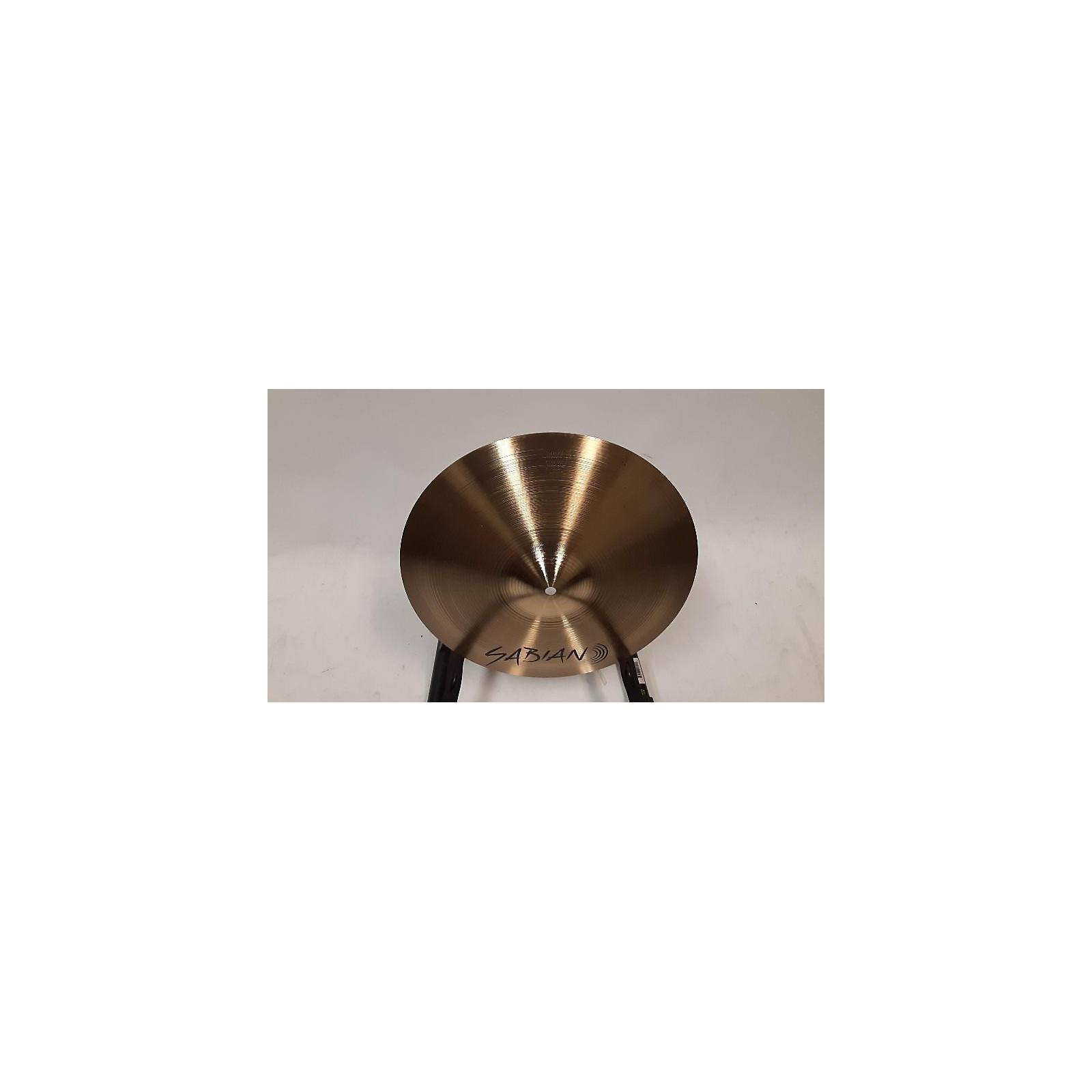 Sabian 14in AA Medium Hi Hat Bottom Cymbal