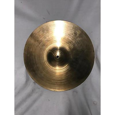 Sabian 14in AA Rock Hi Hat Bottom Cymbal