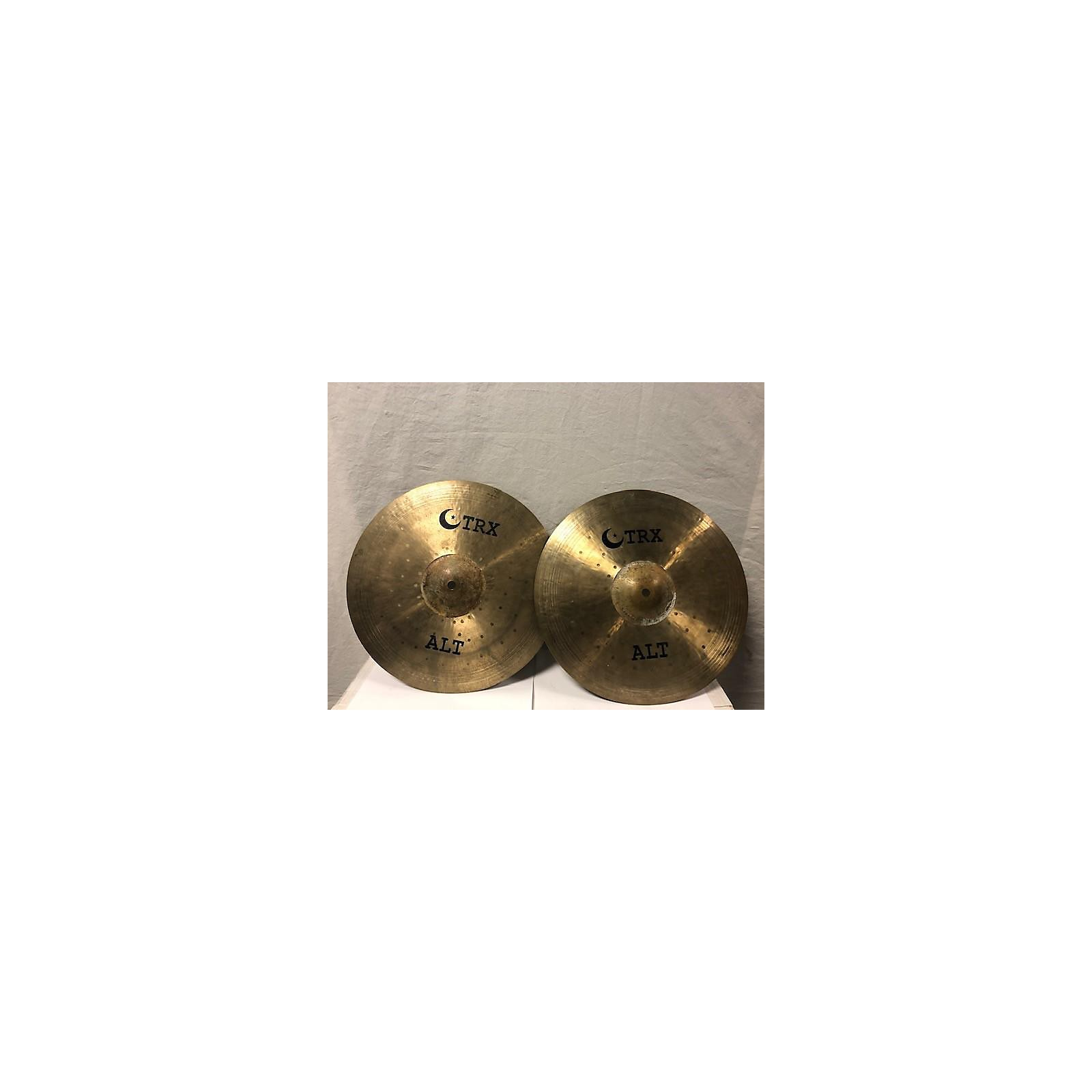 TRX 14in ALT Hi-hat Pair Cymbal