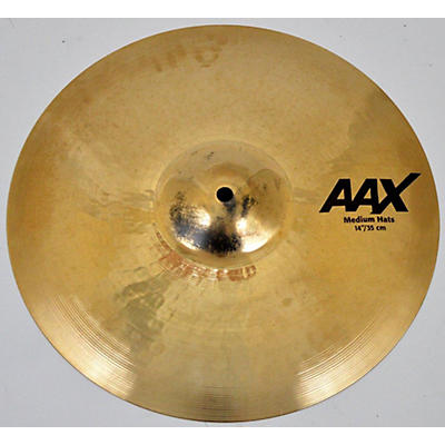 Sabian 14in Aax Medium Pair Cymbal