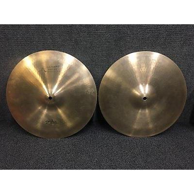 Zildjian 14in Armand Series Hi Hat Pair Cymbal