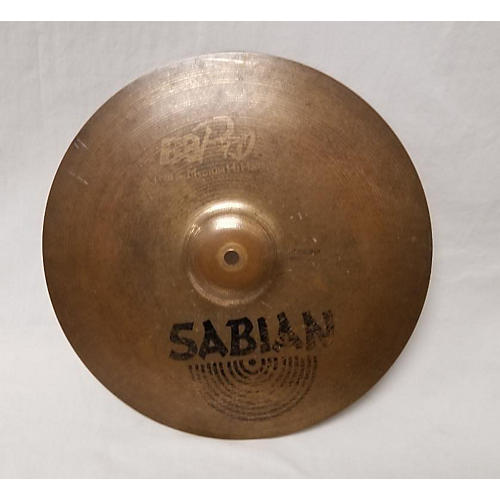 Sabian 14in B8 Pro Hi Hat Top Cymbal 33