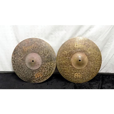 Meinl 14in BYZANCE EXTRA DRY HIHAT Cymbal