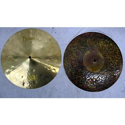 Meinl 14in Byzance Jazz Thin Cymbal